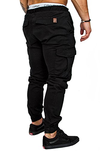 amaci sons jogger cargo herren chino jeans hose 7001. Black Bedroom Furniture Sets. Home Design Ideas